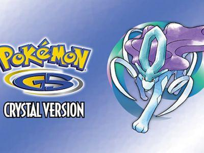 Pokemon Crystal Will Be Available on 3DS Next Year