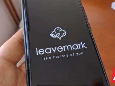Leavemark App Is Here To Help You Preserve Your Memories