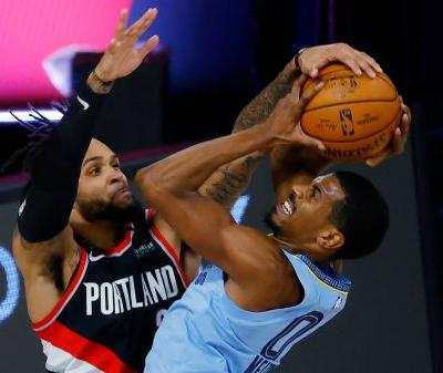 Analysis: Trail Blazers beat Grizzlies in thrilling play-in game, earn first-round matchup with Lakers