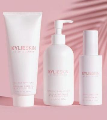 Kylie Skin's Second Summer Launch Includes Coconut Body Scrub
