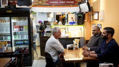 Anthony Bourdain 'Parts Unknown' in Queens: The Most Memorable Lines