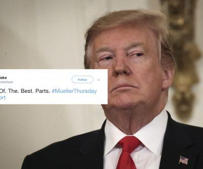 The Tweets About Trump's Reported Response To Mueller's Appointment Ask This Question
