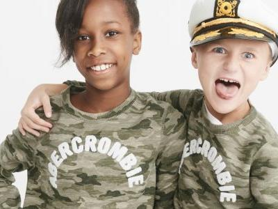 Abercrombie Kids Launches a Gender-Neutral Clothing Line for Children