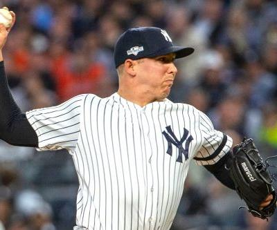 Looks like all hands on deck for Yankees and Astros pens