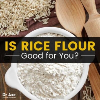 Is Rice Flour Good for You? Pros & Cons of Rice Flour Nutrition
