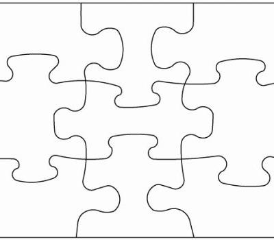 30 Elegant Large Puzzle Piece Template Pictures