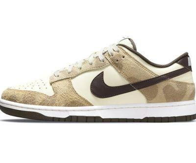 """Here's an Official Look at Nike's Dunk Low Premium """"Animal"""" Pack"""