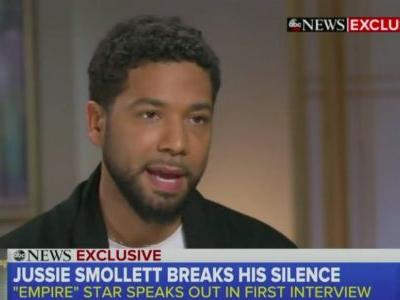 Jussie Smollett's Attorneys: 'He Has Now Been Further Victimized By Claims' He Is Behind Alleged Attack
