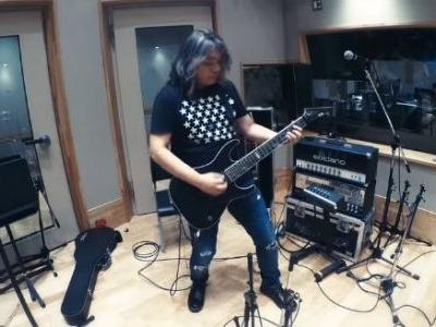 Watch Crush 40 Shred in the Studio for Team Sonic Racing