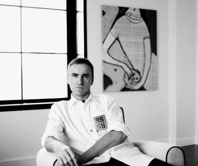 Raf Simons Talks Potentially Leaving Fashion and Hating Being Called a Designer