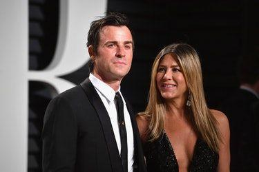 How Long Were Jennifer Aniston & Justin Theroux Together? It's Kind Of Surprising