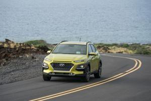 Auto review: The over-caffeinated 2019 Hyundai Kona is like a really great cup of coffee