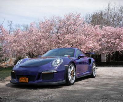 Your Ridiculously Awesome Porsche 911 GT3 RS Wallpapers Are Here