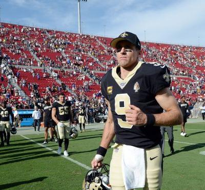 Opinion: Drew Brees' injury could significantly shift balance of power in NFC