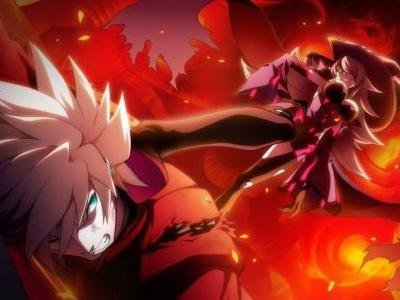 BlazBlue Central Fiction Special Edition Coming to Nintendo Switch
