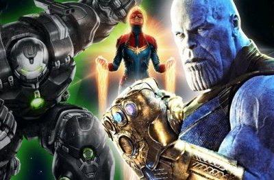 Avengers: Endgame Toy Leak Reveals One Way to Defeat Thanos?A