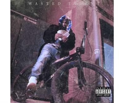 Stream Jim Jones' New 'Wasted Talent' Album