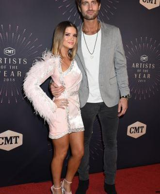 Maren Morris' Husband Ryan Hurd Defends Her After She Shares Photo Drinking on a Floatie With Their Son