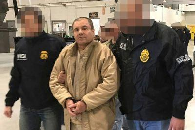 Mexican cop behind arrest of 'El Chapo' Guzman was reportedly sent to US for safety