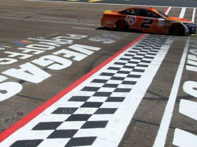 Brad Keselowski Secures Team Penske's 500th Win in Las Vegas