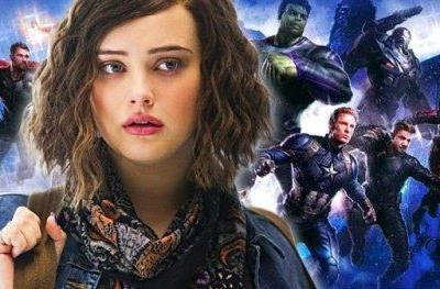Avengers 4 Gets 13 Reasons Why Star Katherine Langford