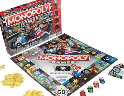 Mario Kart Monopoly Launched