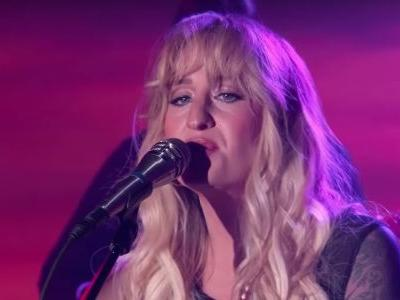 "Watch Margo Price Play An Extended ""Cocaine Cowboys"" On Kimmel"