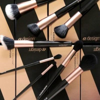 Fresh Friday: Blending Feels Good With the Super Soft Bristles in This New Cruelty-Free Vegan Makeup Brush Line