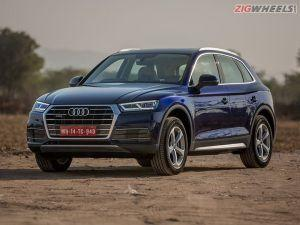 Audi Q5 Petrol Coming Soon