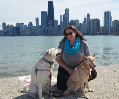 Actress Lisa Linke Adds Rescue Dog Mom to Her Resume