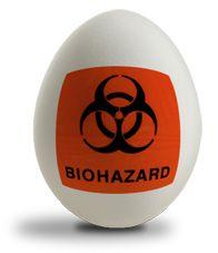 200 million eggs recalled? The mind boggles