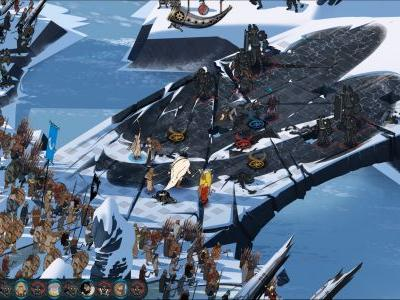 Banner Saga 3 Gets Official Release Date, Nintendo Switch Port