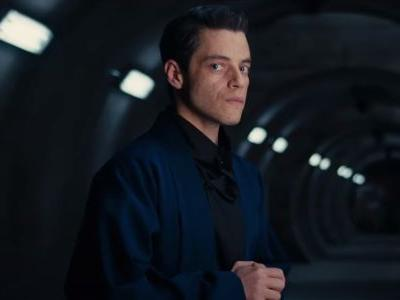 James Bond Video On Rami Malek's Villain Is Loaded With New Footage