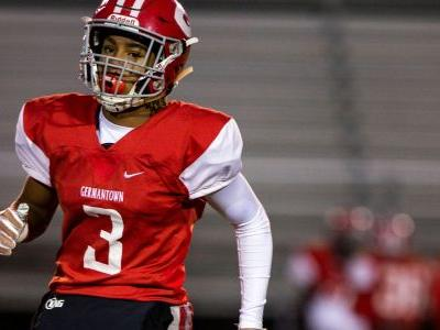 Memphis football gets commitment from 2-star Germantown WR Cameron Baker