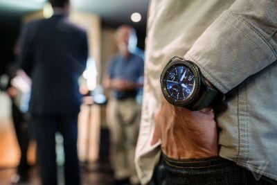 Samsung will announce the latest Gear S smartwatch next week