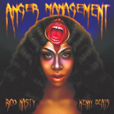 Stream Rico Nasty & Kenny Beats' New Project Anger Management