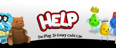 HELP is a new puzzle game collection that's raising money for War Child UK