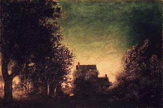 Ralph Albert Blakelock, Edge of the Forest