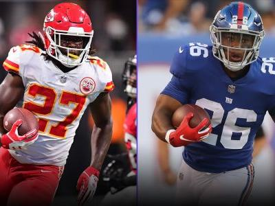 Week 10 Fantasy Football Advice: Live injury updates, start 'em sit 'em, NFL DFS tips, more