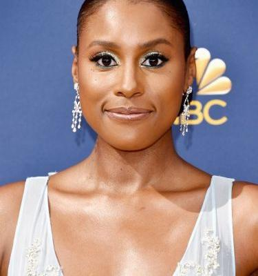 It Took 2 $9 Foundations to Make Issa Rae's Skin Glow to the Gods at the Emmy's