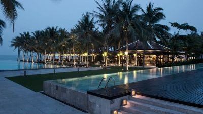 Happy New Year! Four Seasons Resort The Nam Hai, Hoi An, Vietnam Welcomes The Year