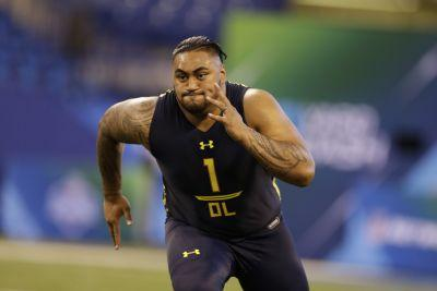 Utah lineman Isaac Asiata selected No. 164 to Miami Dolphins in 5th round