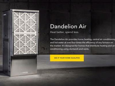 GV invests in Dandelion Energy after geothermal heating/cooling startup spun out from Alphabet