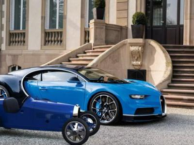 You Can Now Buy a New Bugatti for Less Than $34,000, but It Maxes Out at 13 HP