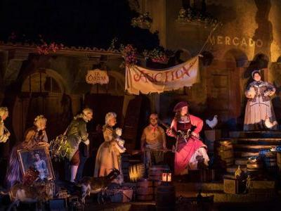 Disney World Changed Pirates of the Caribbean Ride's Marriage Auction Scene