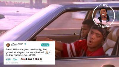Lil Wayne Loved Prodigy and Mobb Deep Just Like You