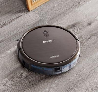 Amazon shoppers can get a robot vacuum that's compatible with Amazon Alexa and Google Home for under $200 now