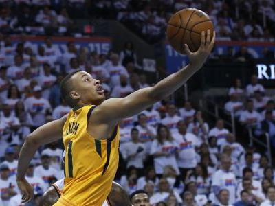 Jazz PG Dante Exum out indefinitely with knee injury; status going forward uncertain