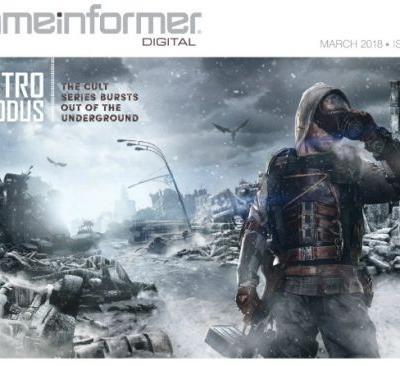 The Metro Exodus Digital Issue Is Now Live