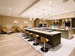 Inside British Airways' incredible new first class lounge at JFK Terminal 7